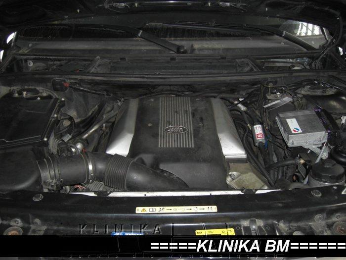 range rover - silnik BMW M62