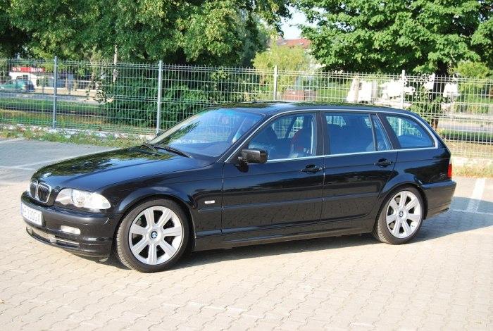 BMW e46 330iA Touring