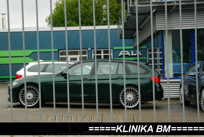 alpina b5s