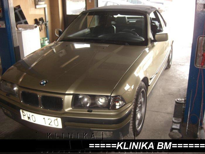 BMW e36 cabrio 325i