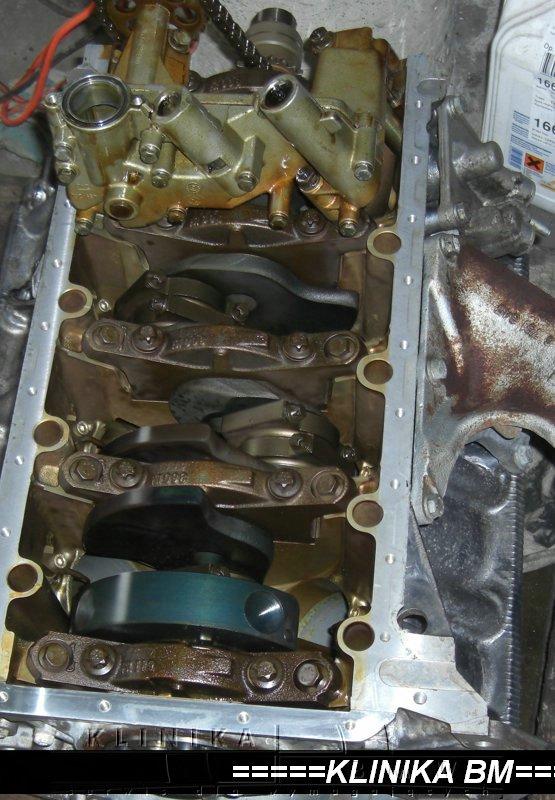 remont silnika M62