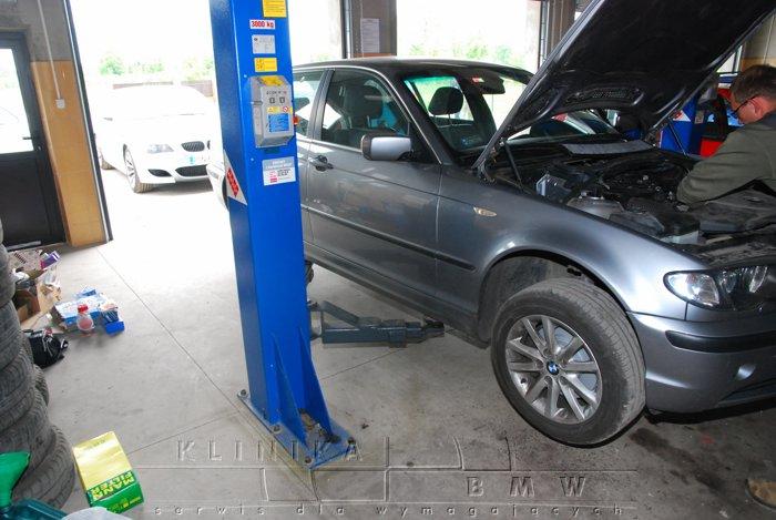 serwis BMW E46