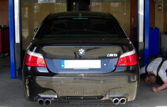 serwis BMW E60 M5