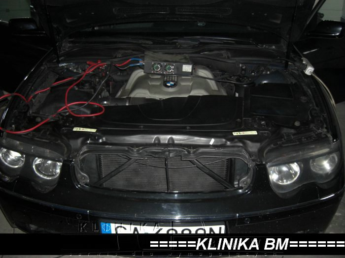 BMW E65 745Li