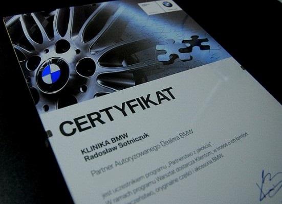 KLINIKA BMW - Partner BMW POLSKA